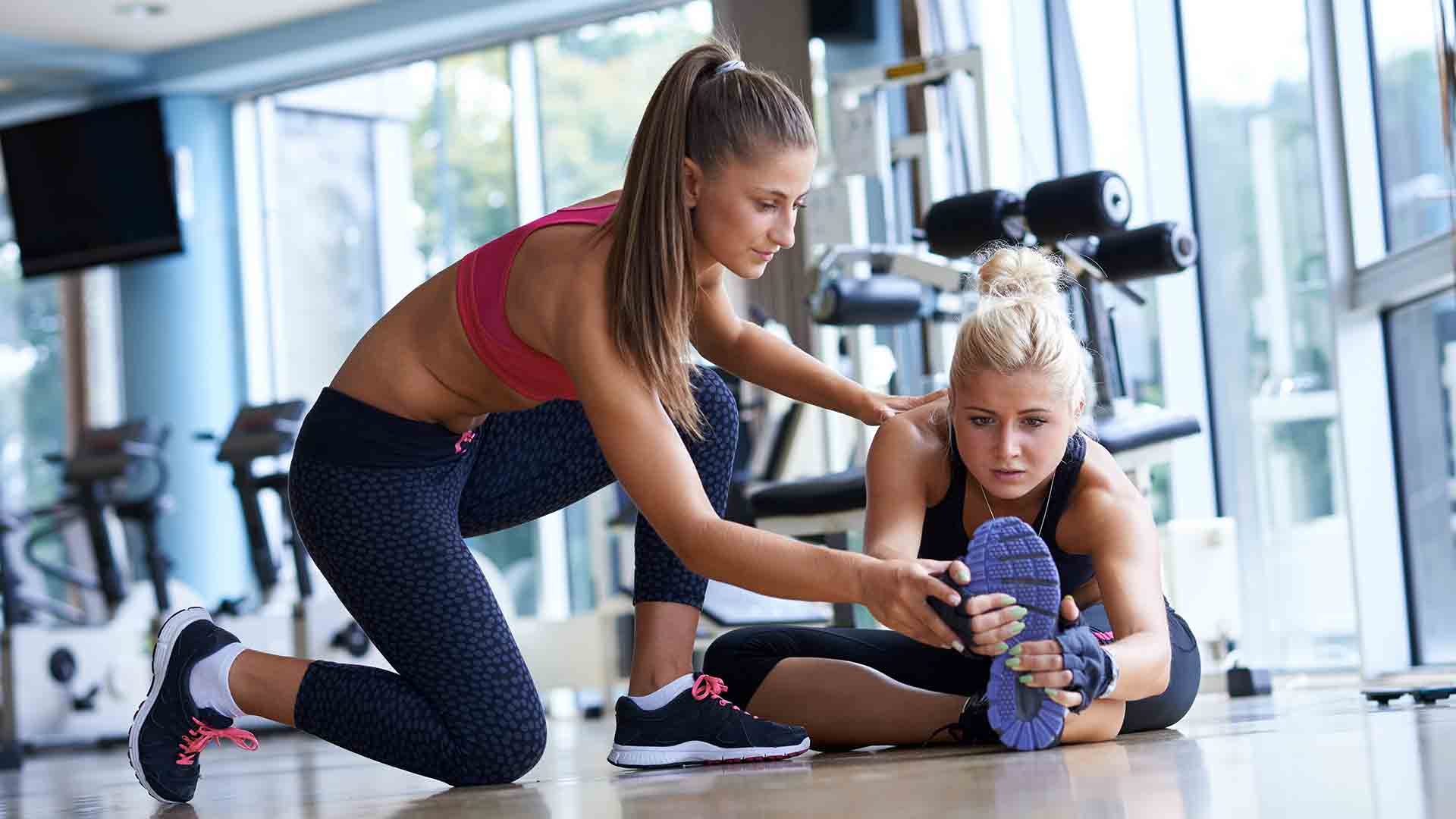 Personal Trainer: A Person That Motivates You To Achieve A Healthy Lifestyle