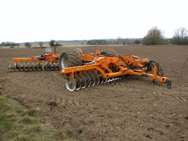 Things to know about disc harrows